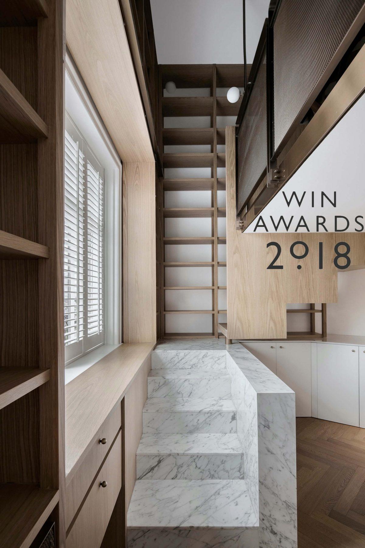 WIN Awards 2018 - world interiors news awards 2018